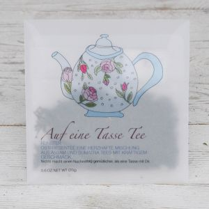 Auf eine Tasse Tee