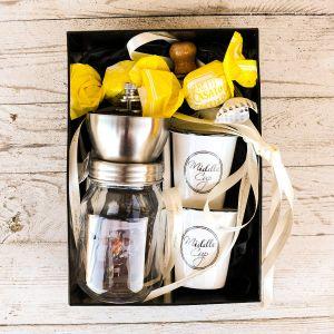 Geschenkbox Kaffee