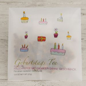 Geburtstags Tee
