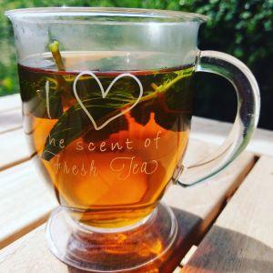 Teeglas Fresh Tea