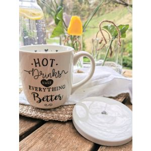 Hot drinks make everything better