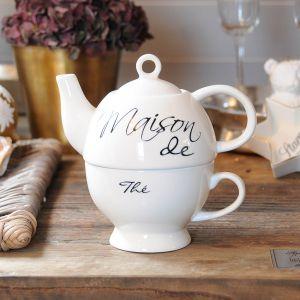Teekanne Maison de Thé