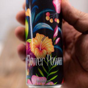 Flower Power Iso Sportgetränk