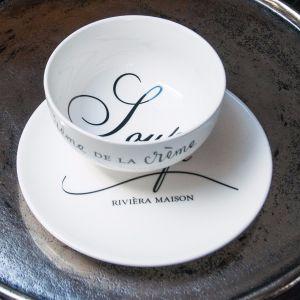 Bowl Soup creme de la creme