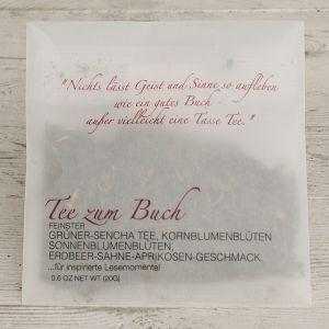 Tee zum Buch