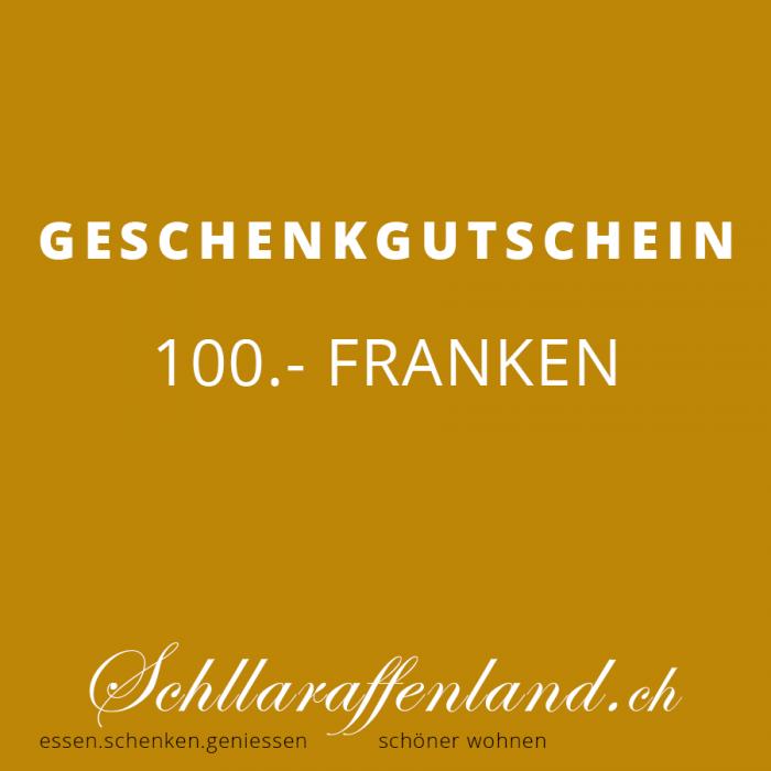 Geschenk Gutschein 100 Online Shop Schlaraffenlandch Essen