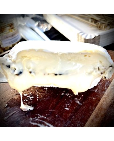 Trüffel Brie