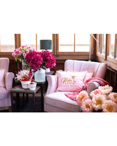 Riviera Maison Kissen rosa