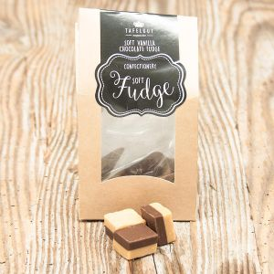 Fudge mit Schokolade