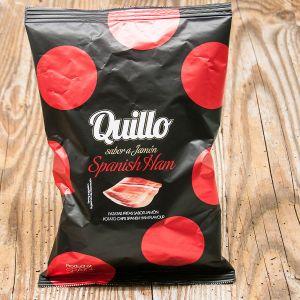Chips Quillo Spanish Ham