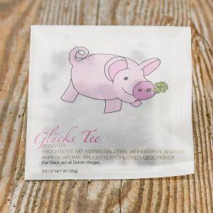 Glückstee Schweinchen
