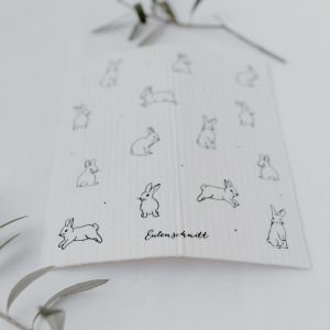 Schwammtücher Kaninchen