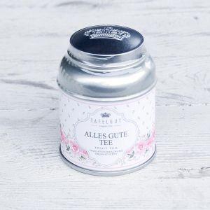 «Alles Gute Tee» Früchtetee in Blechdosen