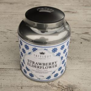 Strawberry Elderflower gross