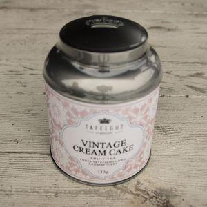 Vintage Cream Cake gross