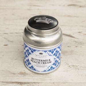 Buttermilk Peach Cream Tea