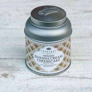 Banana Cream Cheescake