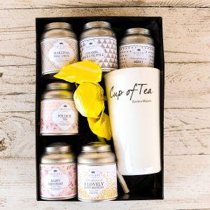 Geschenkbox Tee