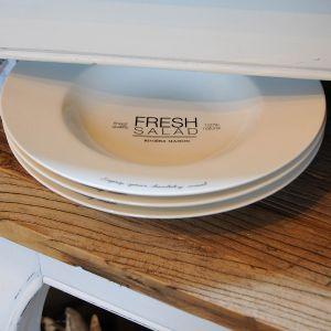 Teller Fresh Salad
