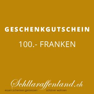 Geschenk-Gutschein 100.-