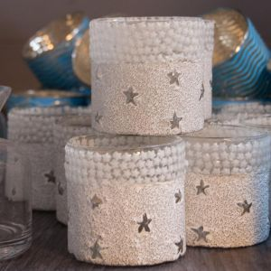 Happy Starfish Votive