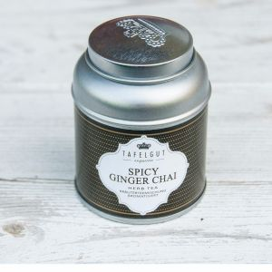 Spicy Ginger Chai