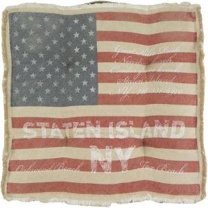 Kissen Amerika Flagge