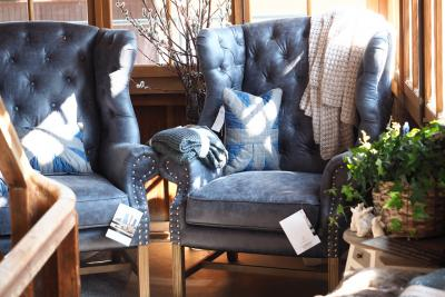 Franklin Park Wing Chair