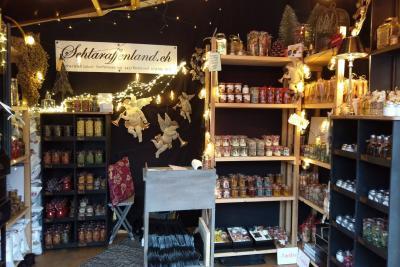 Zürcher Weihnachtsmarkt